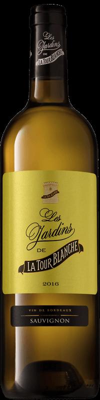Les Jardins de La Tour Blanche White wine