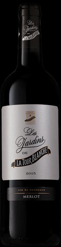 Les Jardins de La Tour Blanche Red wine